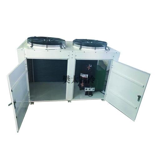 H型箱式冷凝机组