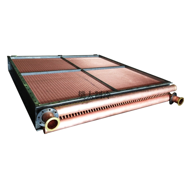 铜镍管和钛管换热器