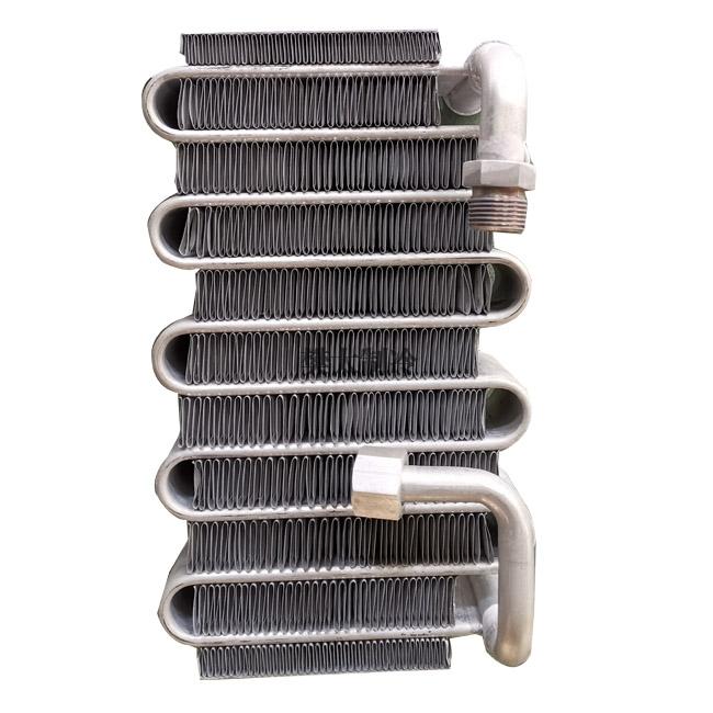 管带式蒸发器